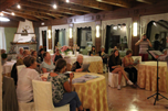 Serata conclusiva all'Hotel Italia